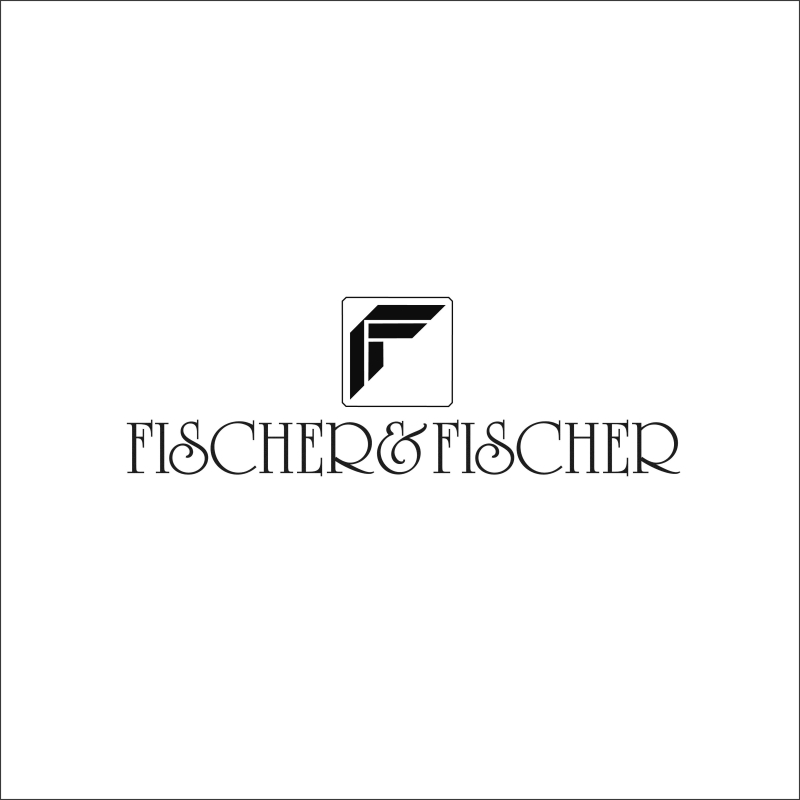 Tlačidlo značky Fischer & Fischer